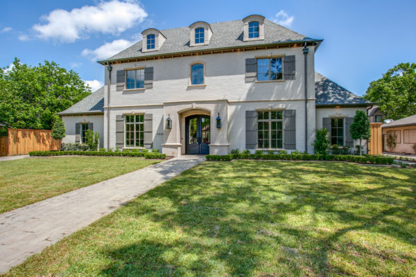 Preston Hollow Custom Home Builder