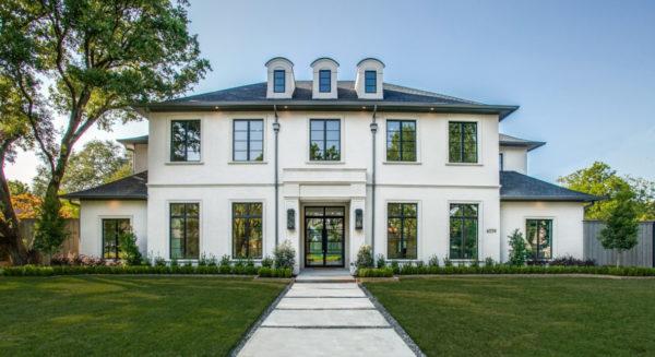 Dallas custom homes